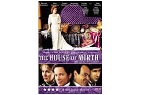 Still shot from the movie: The House Of Mirth.