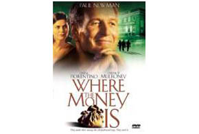 Still shot from the movie: Where The Money Is.