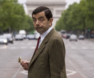 Still shot from the movie: Mr. Bean's Holiday.
