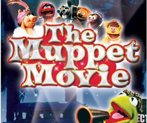 Still shot from the movie: The Muppet Movie.