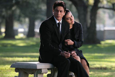 Still shot from the movie: My Name is Khan.