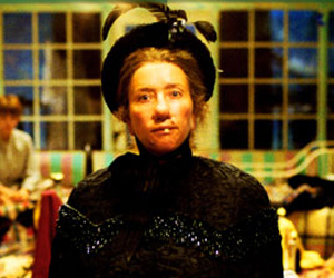 Still shot from the movie: Nanny McPhee.