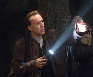Still shot from the movie: National Treasure 2 Book of Secrets.