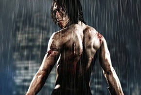 Still shot from the movie: Ninja Assassin.
