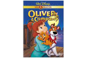 Still shot from the movie: Oliver And Company.