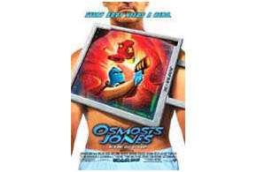 Still shot from the movie: Osmosis Jones.