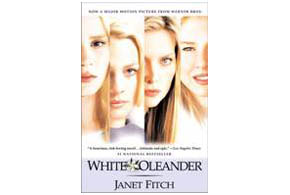 Still shot from the movie: White Oleander.