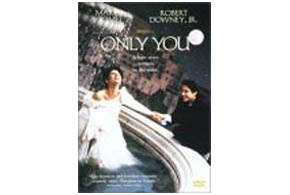Still shot from the movie: Only You.