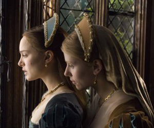 Still shot from the movie: The Other Boleyn Girl.