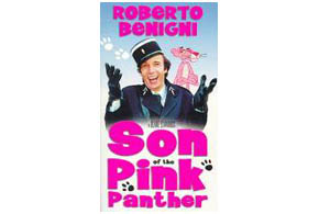 Still shot from the movie: Son Of The Pink Panther.