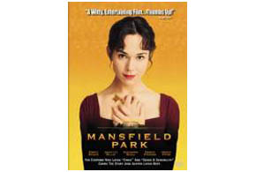 Still shot from the movie: Mansfield Park.