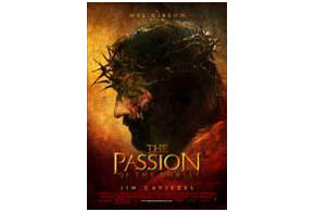 Still shot from the movie: The Passion of the Christ.