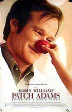 Still shot from the movie: Patch Adams.