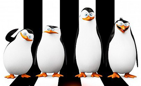 Still shot from the movie: Penguins of Madagascar.