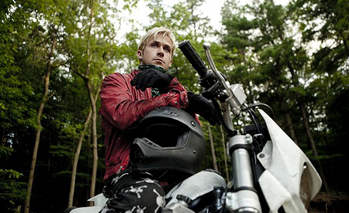 Still shot from the movie: The Place Beyond The Pines.