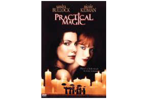 Still shot from the movie: Practical Magic.