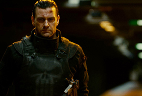Still shot from the movie: Punisher - War Zone.