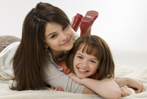 Still shot from the movie: Ramona and Beezus.
