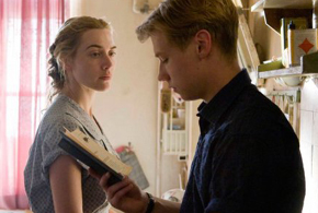 Still shot from the movie: The Reader.
