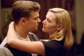 Still shot from the movie: Revolutionary Road.