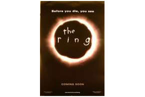 Still shot from the movie: The Ring.