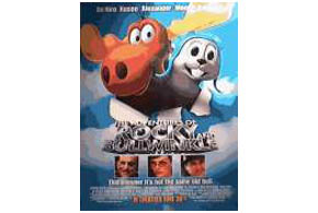 Still shot from the movie: The Adventures Of Rocky And Bullwinkle.
