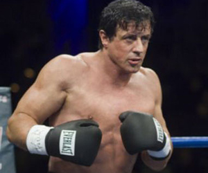 Still shot from the movie: Rocky Balboa.