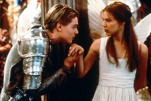 Still shot from the movie: Romeo & Juliet.