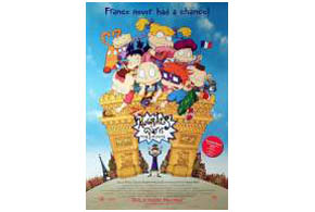 Still shot from the movie: Rugrats In Paris: The Movie.