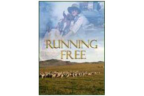 Still shot from the movie: Running Free.