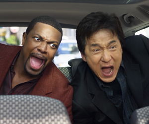 Still shot from the movie: Rush Hour 3.