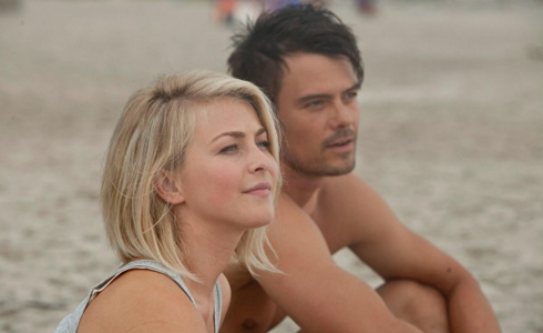 Still shot from the movie: Safe Haven.