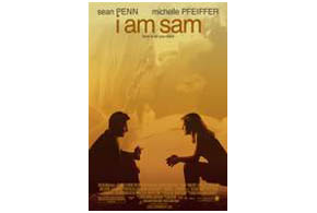 Still shot from the movie: I Am Sam.