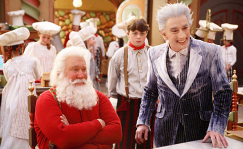 Still shot from the movie: Santa Clause 3 The Escape Clause.