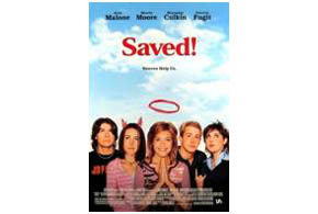 Still shot from the movie: Saved!.