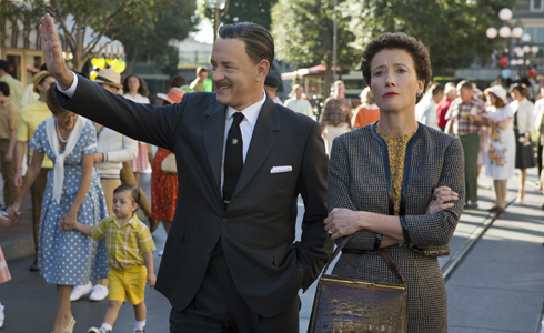 Still shot from the movie: Saving Mr. Banks.