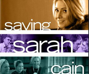 Still shot from the movie: Saving Sarah Cain.