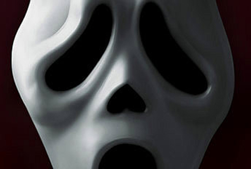 Still shot from the movie: Scream 4.