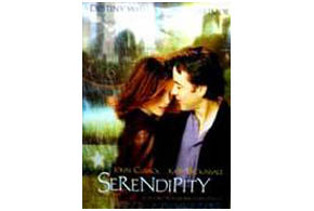 Still shot from the movie: Serendipity.
