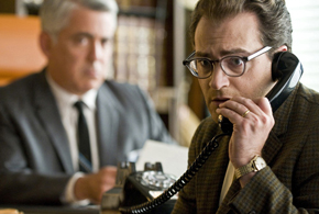 Still shot from the movie: A Serious Man.