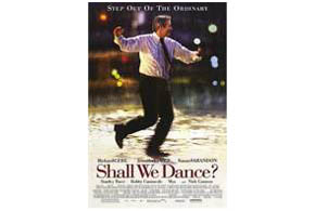 Still shot from the movie: Shall We Dance.