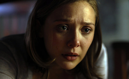 Still shot from the movie: Silent House.