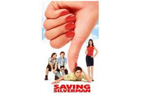 Still shot from the movie: Saving Silverman.