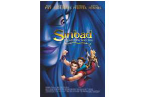 Still shot from the movie: Sinbad: Legend of the Seven Seas.
