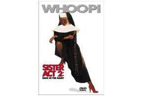 Still shot from the movie: Sister Act 2.