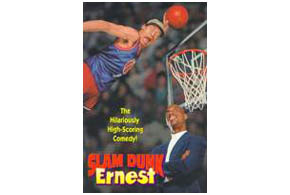 Still shot from the movie: Slam Dunk Ernest.