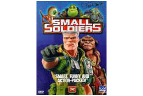 Still shot from the movie: Small Soldiers.