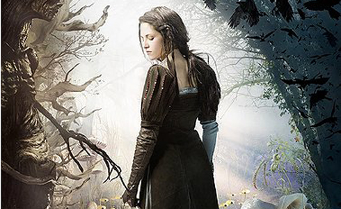 Still shot from the movie: Snow White and the Huntsman.