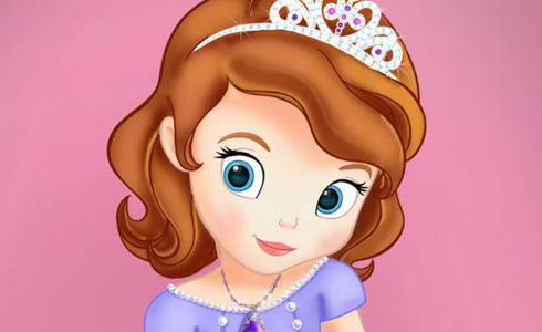 Still shot from the movie: Sofia The First: Once Upon a Princess.