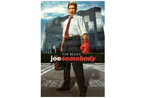 Still shot from the movie: Joe Somebody.